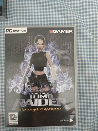 Tomb Raider: The Angel of Darkness + DEMOS para PC