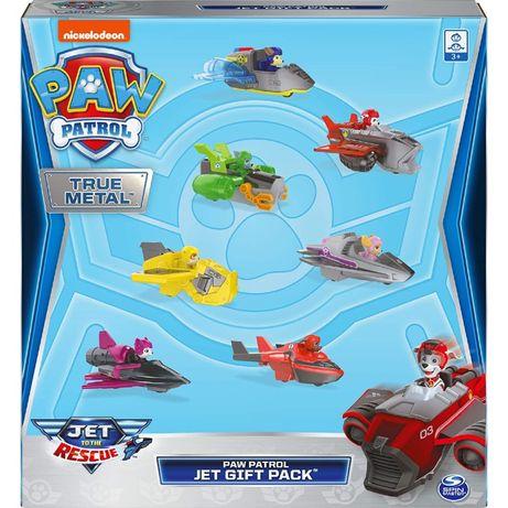 Набор Щенячий патруль Paw Patrol Jet to The Rescue Gift Pack. Оригинал
