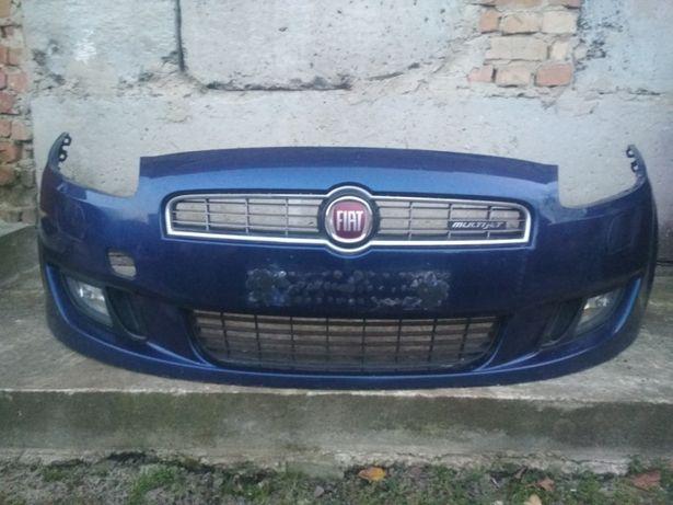 бампер туманки решотка Fiat Bravo Multijet 2010