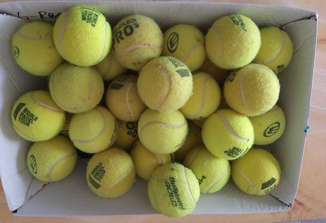 33 bolas de ténis