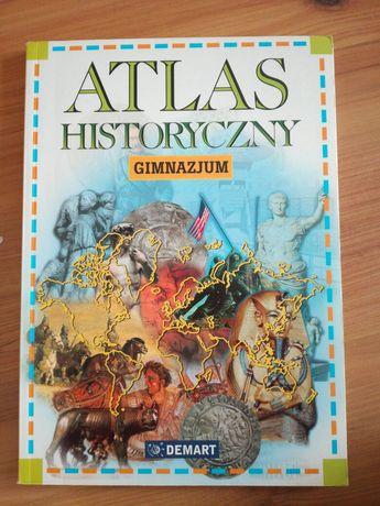 Atlas historyczny-gimnazjum