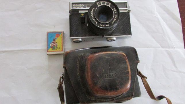 Фотоапарат Сокол-2, з СРСР.