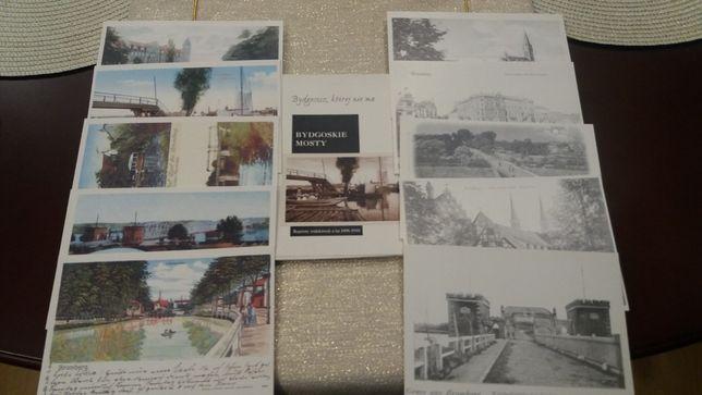 pocztówki bydgoszcz której nie ma