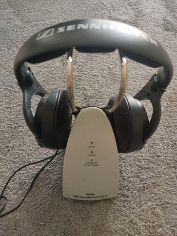 Auscultadores Bluetooth SENNHEISER HDR 130