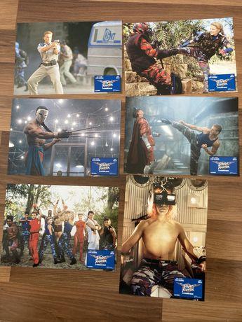 Street Fighter - JCVD - zdjecia promocyjne - kadry filmowe