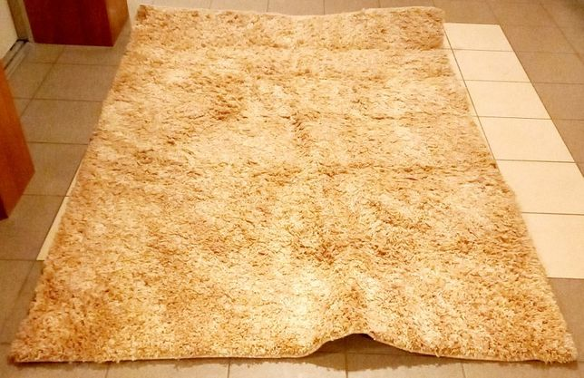 Dywan shagy- beżowy -150/200
