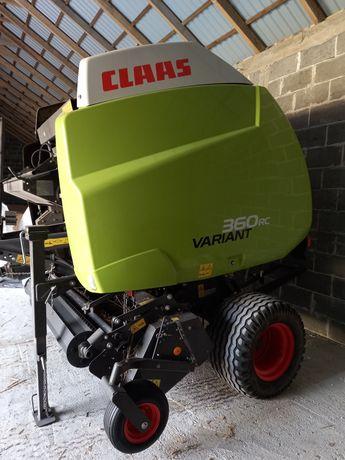 Claas Variant 360 RC