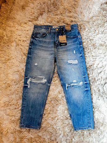 Spodnie jeansy .