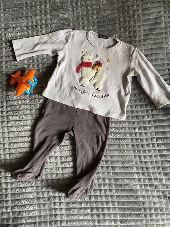 Пижама с подушечкой-чехлом