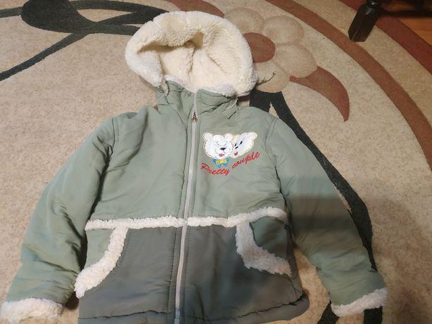 Дитячий комбінезон(зимовий)