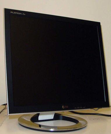 Monitor LCD LG Flatron slim 1980U