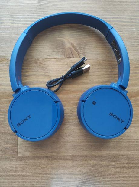 Słuchawki bezprzewodowe Sony WH-CH500, bardzo dobry stan!