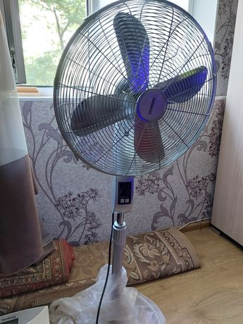 Вентилятор  с пультом