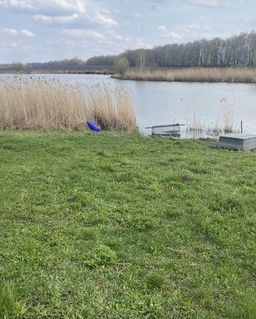 Продам  земельну ділянку  з виходом до води в селі Горохове !