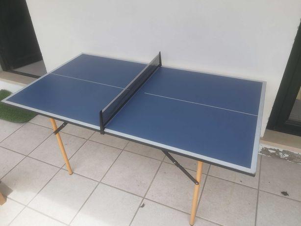 Mesa ping-pong interior