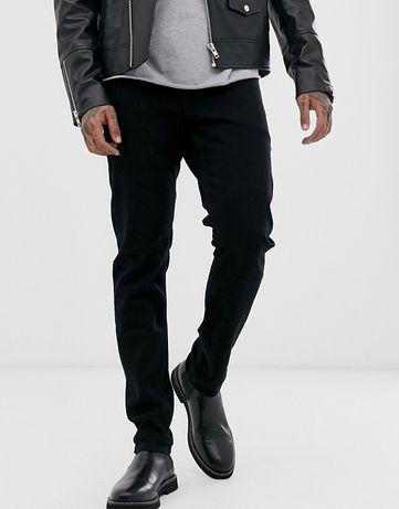 ASOS Design - Czarne jeansy
