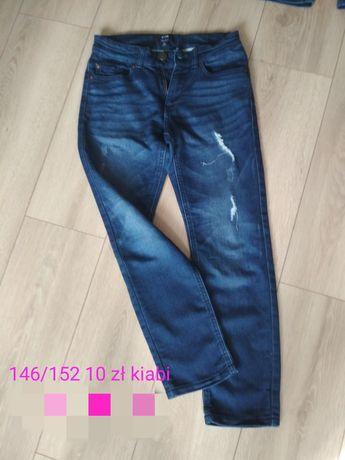 Spodnie 146/152