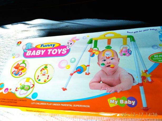 Развлекательная горка Baby toys