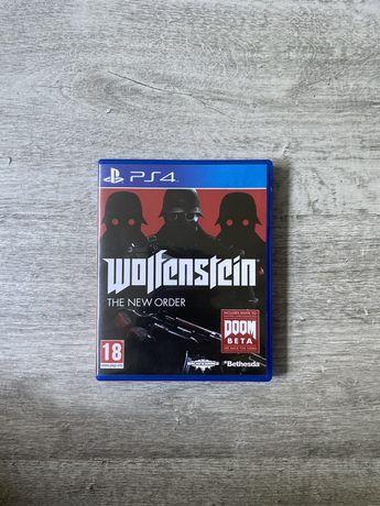 Wolfenstein The New Order na Ps4