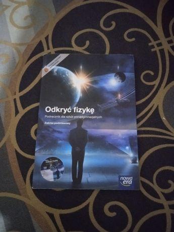 Książki matematyka, język polski, fizyka, chemia.