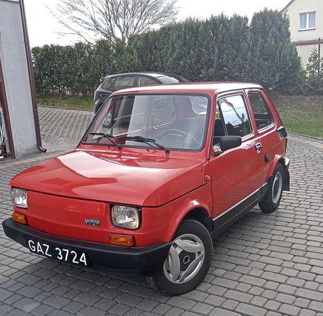 Samochód osobowy Fiat 126 FL