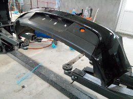 Zderzak BMW e87 Mpakiet Black 475