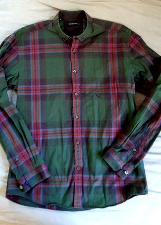 Koszula w kratę firmy Selected/Homme rozmiar M