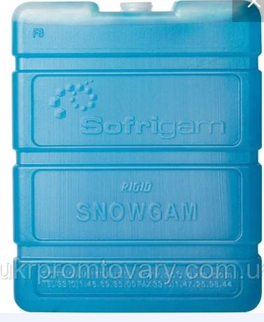 Аккумулятор холода Sofrigam PER0815N Франция!! БОЛЬШОЙ - 620 грамм
