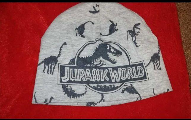 Czapka 92/104 H&M Jurassic World