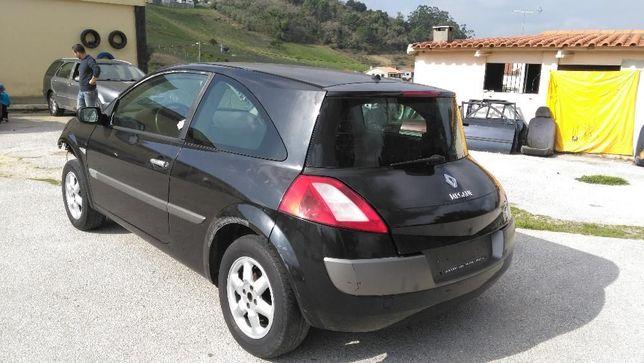 Vendo várias peças para Renault Megane