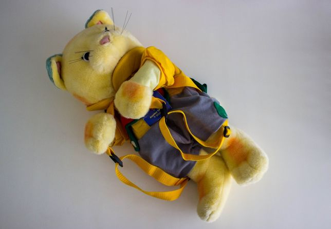 Дитячий рюкзак Huckle Cat Wildkin