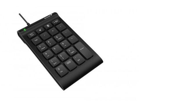 Клавиатура Genius Numpad i130 USB Black
