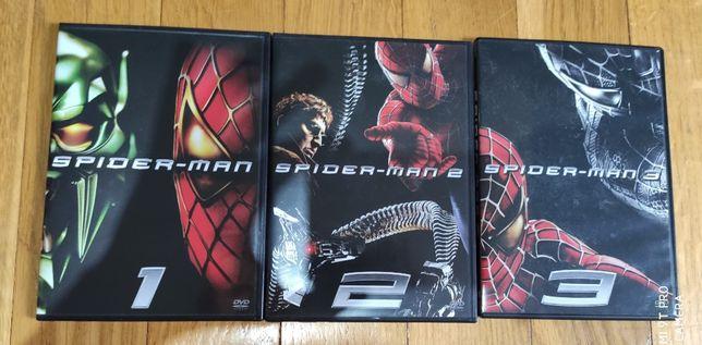 SPIDER-MAN (DVD) Film jak nowe