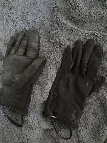 Rękawiczki czarne fouganza s m