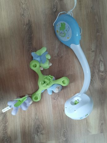 Karuzela Fisher Price do łóżeczka