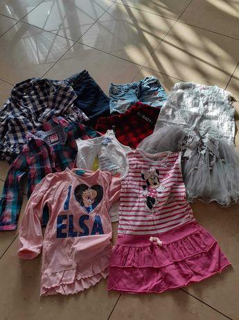 Ubranka dla dziewczyki