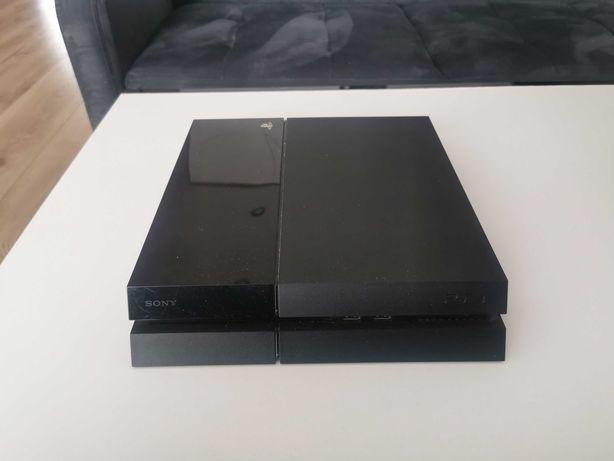Konsola PlayStation 4 + 3gry + słuchawki