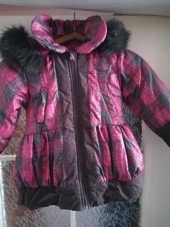 Куртка - полупальто WOJCIK рост 104