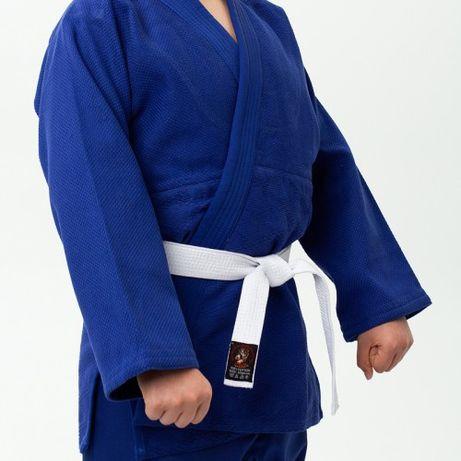 Кимоно синее рост 130см