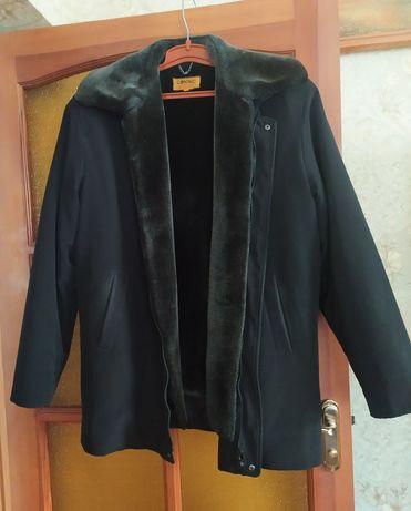 Мужская тёплая куртка