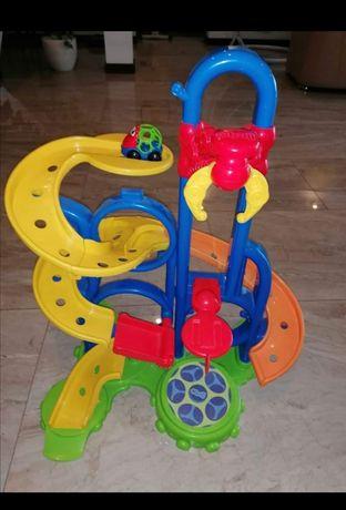 Zjeżdżalnia z samochodzikiem OBall wieża tor