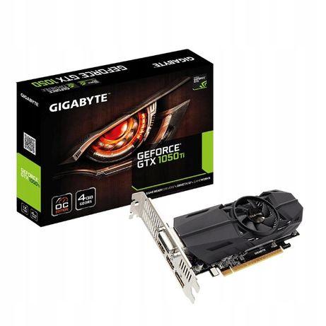 KARTA GRAFICZNA Gigabyte Nvidia Geforce GTX 1050 Ti 4096MB GDDR5