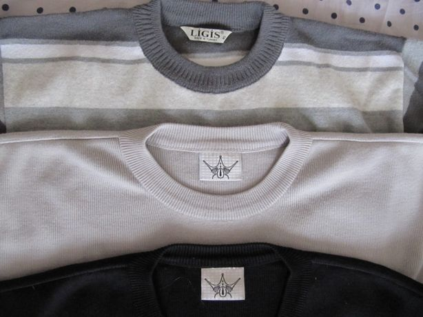 свитера мужские большой размер