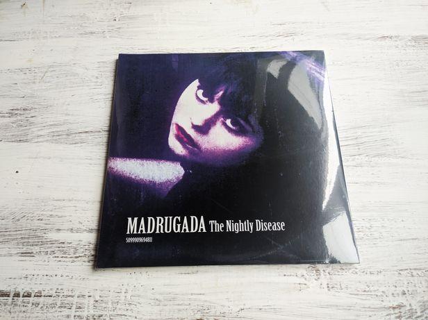 Madrugada – The Nightly Disease deluxe ltd 4LP 500 copies