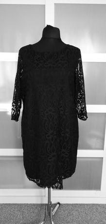 Debenhams koronkowa sukienka r.50