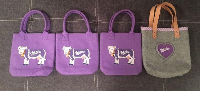 Детские сумочки из войлока