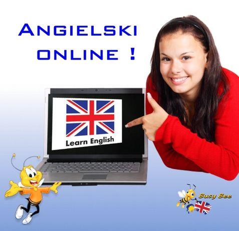 Język Angielski Online, Oświęcim, nauka, konwersacje, korepetycje !