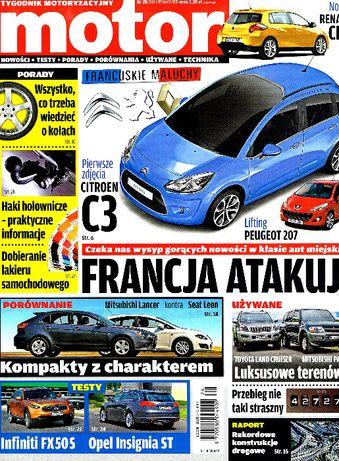 Mini,Infiniti FX50S,Opel Insignia ,Mercedes Sprinter ,Seat Leon 1.4TSI