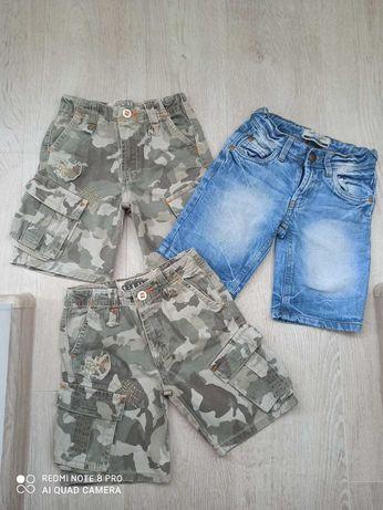 Джинсовые шорты piazza Italia, камуфляжные шорты Skhuaban для мальчика