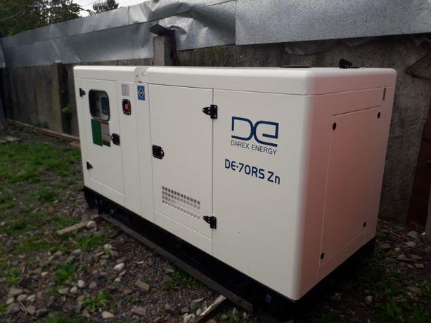 Дизельний генератор 50 кВт